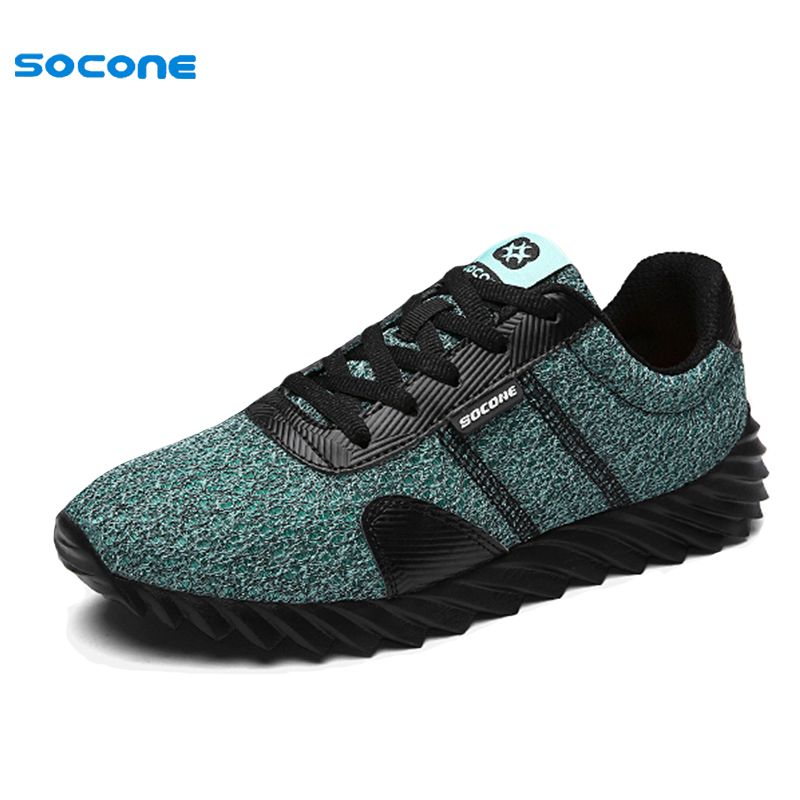 ФОТО 2017 Popular Fluorescence Color Men Sneakers Summer Spring Outdoor Sport Breathable Air Mesh Boy Running Shoes Cool fba9166-1