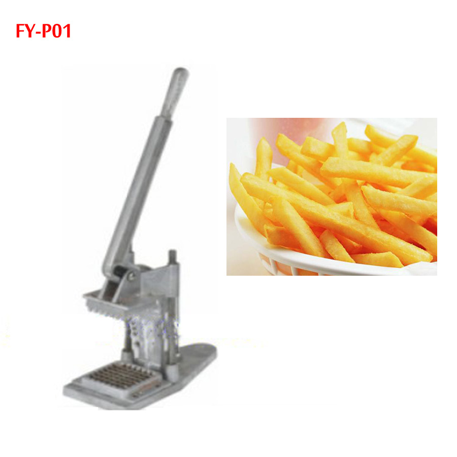 1PC Manually French Fries Cutting Machine FY-P01 Cut potatoes machine cut radish cucumber