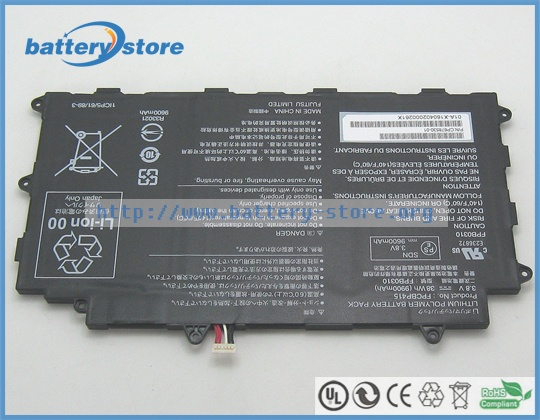 New 3.8V 38Wh Genuine FPCBP415 FPB0310 Battery for FUJITSU CP678530-01 Tablet