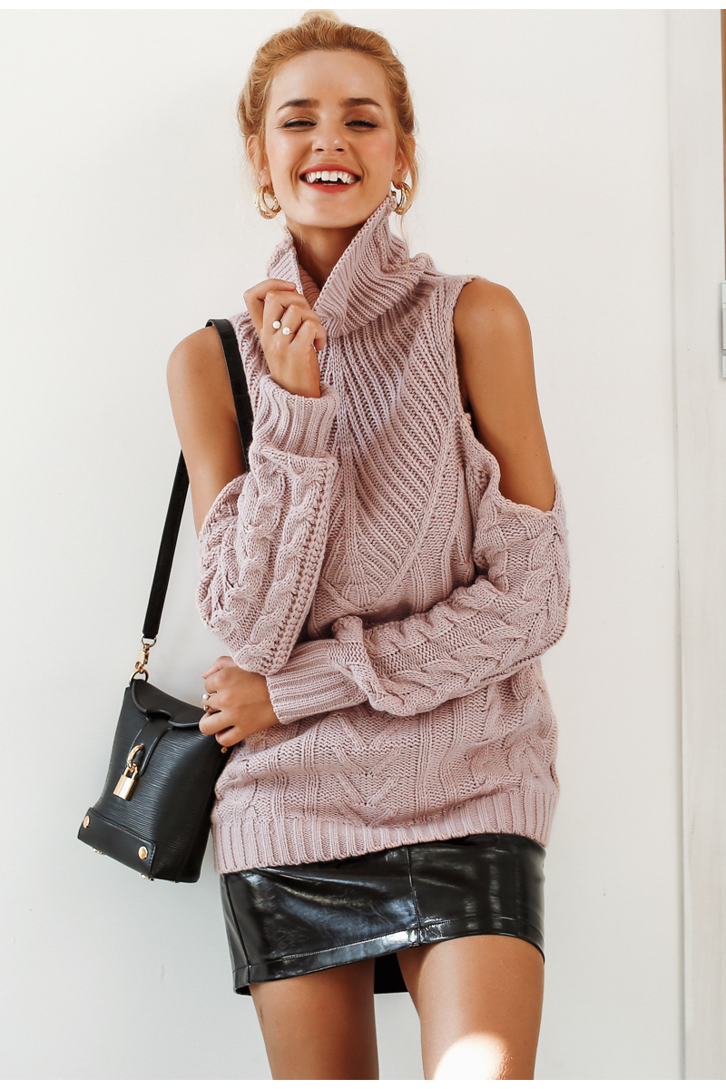 sexy pullover