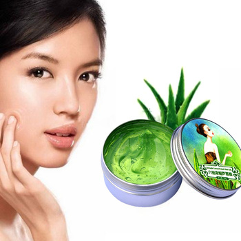 New Skin Care Aloe Vera Gel Soothing Moisturizing Whitening Cream AFY Anti-Acne Face Care Shrink Pores For Women Men