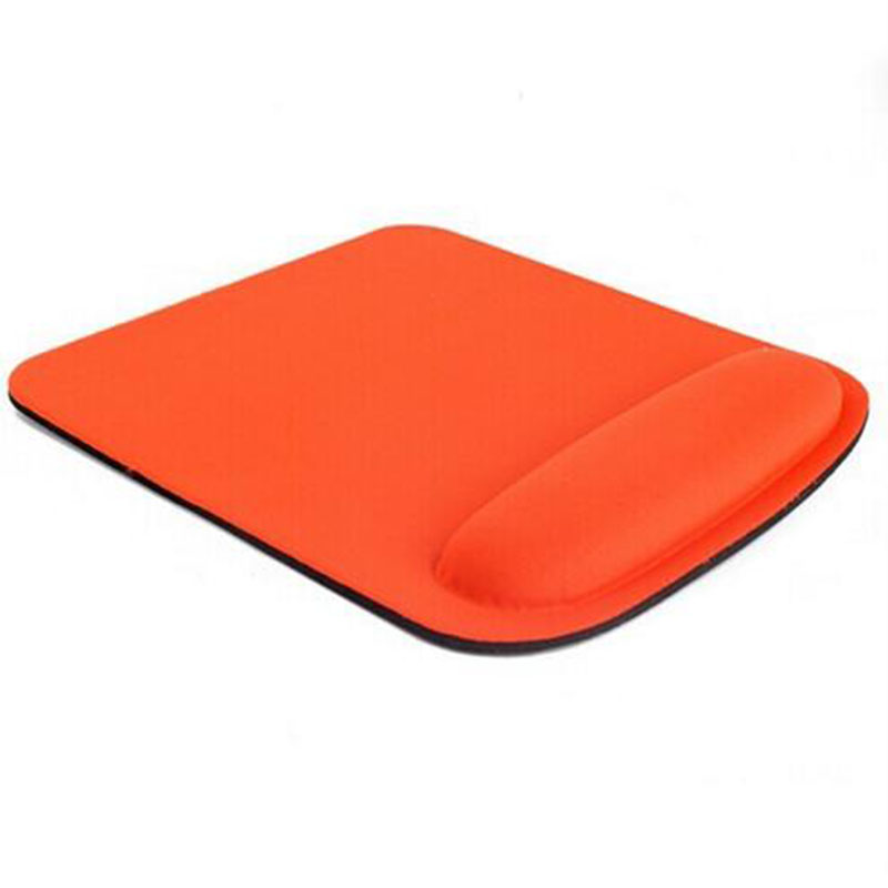 Professionel Thicken Square Comfy Wrist Mouse Pad Laptop Mouse Pad Mat Mus Pad til Optisk Trackball Laser Mouse