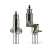 PCP Airforce Paintball High Pressure Standard Z Valve Constant Valve 300bar 4500psi HPA Tank Cylinder Air Refill Station