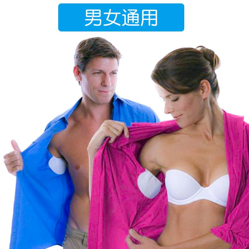 3Bag=6pcs Sale Width Underarm Armpit Sweat Pads Perspiration Shield Antiperspirant Unisex Absorbing Deodorant Stickers