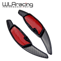 WLRING Universal Carbon Fiber Car Steering Wheel Shift Paddle Paddle Shifters Extension For Subaru Outback Legacy