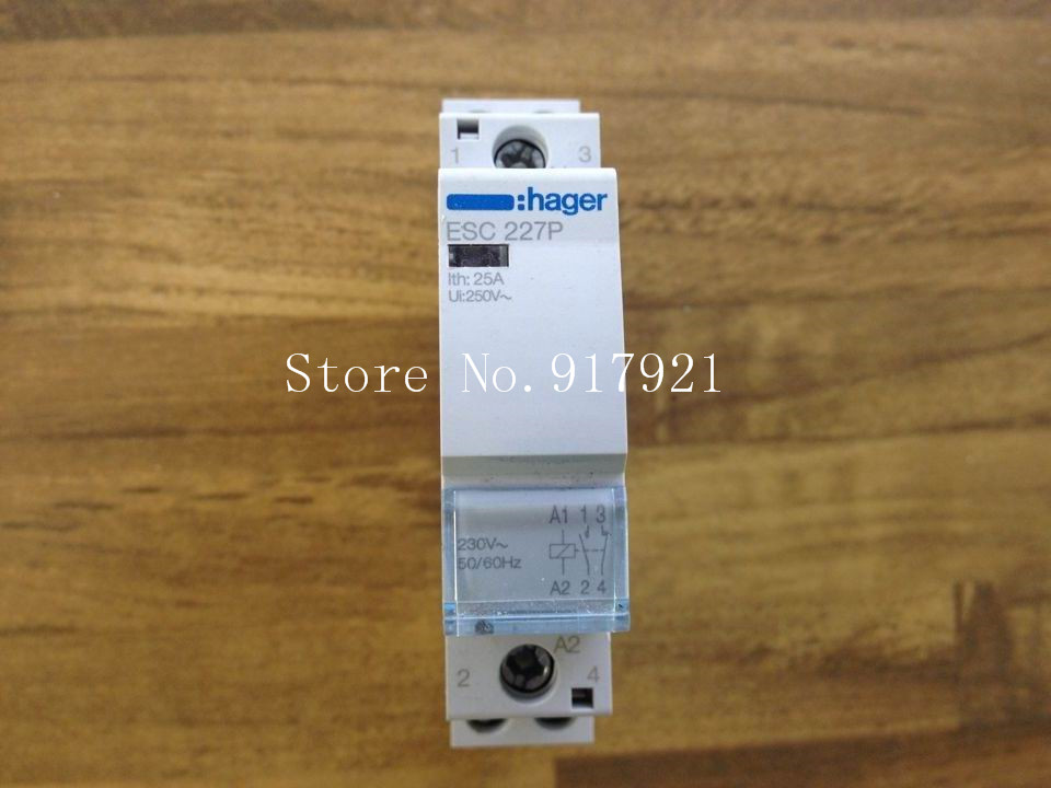 цена на [ZOB] ESC227P 25A 250V 1NO+1NC contactor Hagrid genuine original  --2pcs/lot
