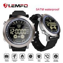 LEMFO LF23 Smart Watch men IP68 waterproof swimming 610MAh Battery 33months Long Standby Time Sport Smartwatch reloj inteligente