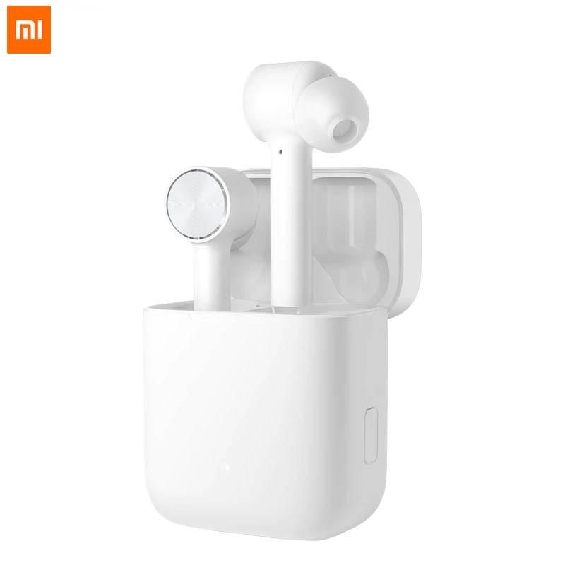 2019 Xiaomi Airdots pro Air TWS Bluetooth casque véritable sans fil stéréo Sport écouteur ANC commutateur ENC Auto Pause contrôle