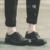2016 Novos Homens de Outono Derby Sapatos Brogue Sapatos de Alta Qualidade PU rendas Até Recortes Vaca Muscle Sole Bullock Sapatos de Negócios Informais homens