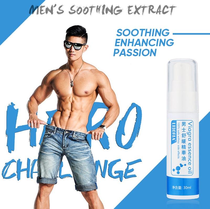 Stronger Male Massage Oil Improve Premature Ejaculation