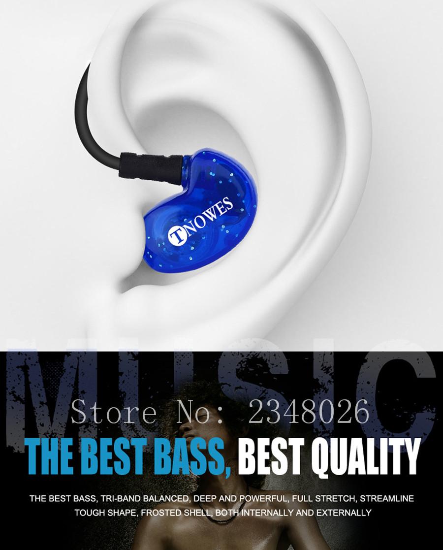 TN-01 Headphone earphone (8)