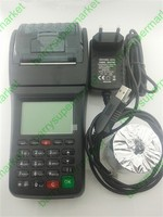 Handheld pos thermal printer GPRS SMS two ways for remote orders messages POS Systems