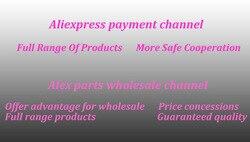 Aliexpress kanału płatności Alex części hurtowych kanał (szerszy zakres produktów/bardziej bezpieczne współpracy/cena koncesji)