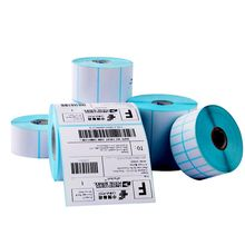 Three defense thermosensitive label paper thermal label paper thermal print paper 30x20mm-100x150mm full roller wholesale