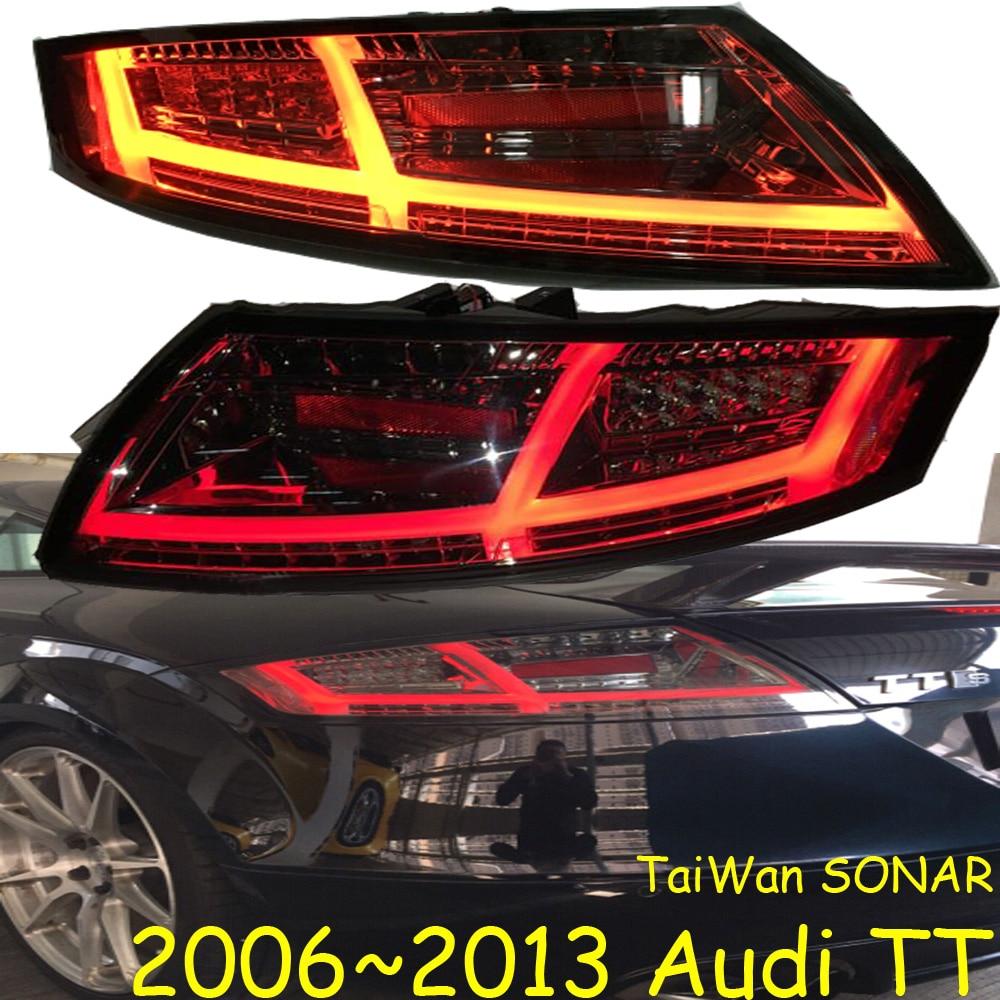 2006~2013 Aude TT taillight,LED,2pcs/set,Free ship!A4,A5,A8,Allroad,Quattro,Q3,Q5,Q7,S3 S4 S5 S6 S7 S8;TT rear lamp все цены