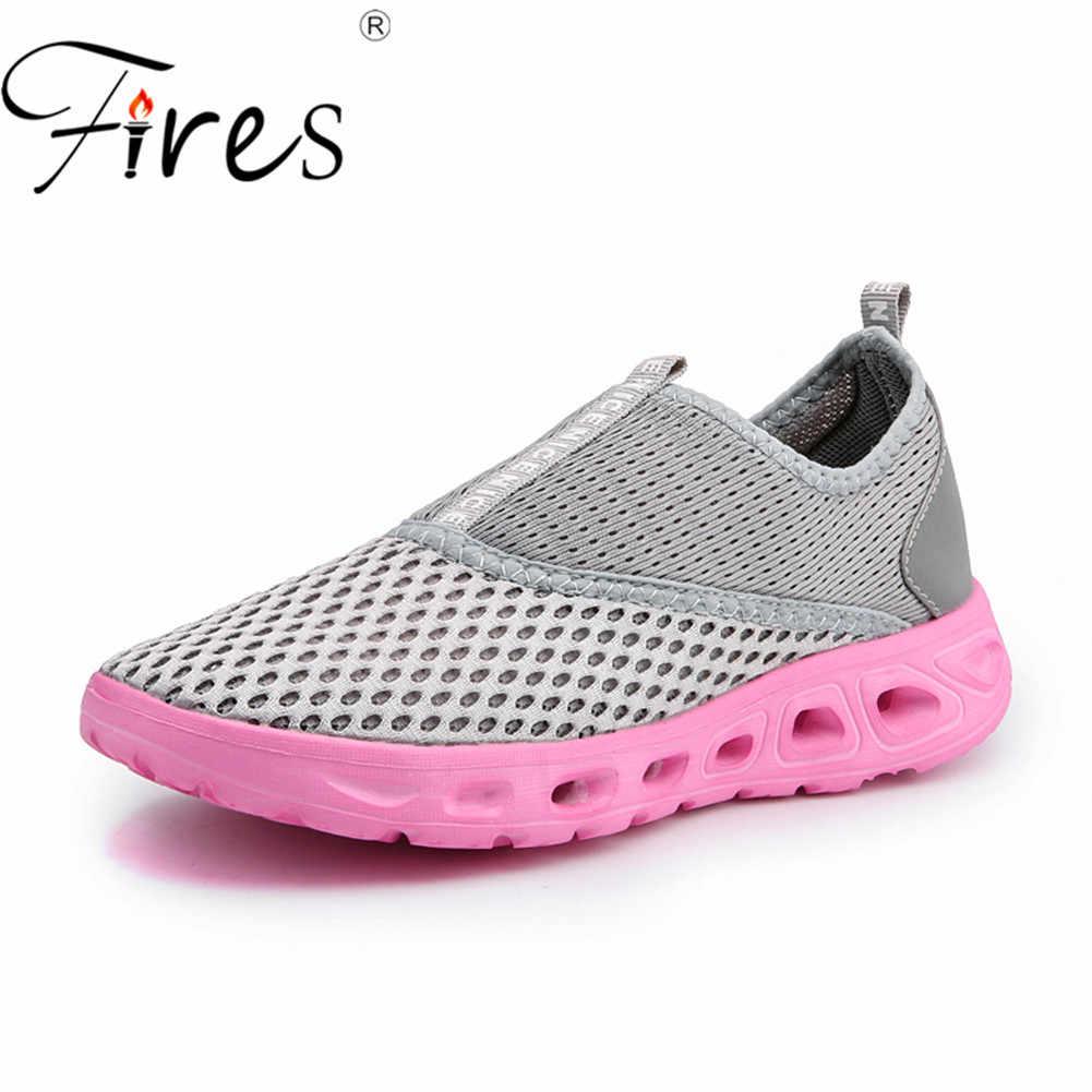 Пожарная мужская спортивная обувь высокого качества унисекс тренд Акула кроссовки уличные Нескользящие женские кроссовки дышащая теннисная обувь