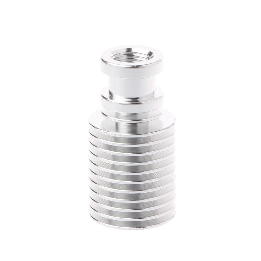 1pc Aluminium E3D V6 Bowden Extruder J-Head Metal Heat Sink Universal For 1.75 & 3mm Filament Long Distance 3D Printer Parts