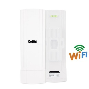 Image 2 - 3Km Outdoor Waterproof Wireless CPE Router 150Mbps Wifi Bridge Wifi Repeater Wifi Extender With 12Dbi Antenna