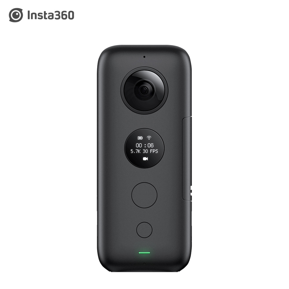 Insta360 ONE X 5 7K 360 Degrees Action Camera Insta360 Camera Battery Charger Bullet Time