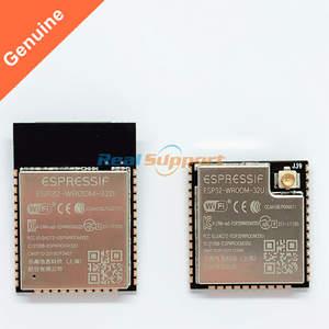 ESP32-WROOM-32D ESP32-WROOM-32U 4 MB Flash Espressif WiFi + BT + BLE ESP32  Module