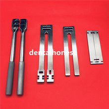 Brand New stainless steel Bending Irons/Plate Bending Pliers Veterinary orthopedics surgical Instruments tools