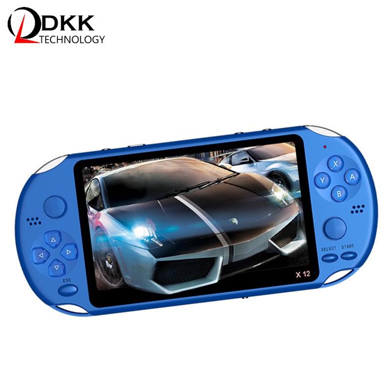 Free Shipping Upgrade 5 Inch Retro handheld game console with 1000 Free Games for NEOGEO Arcade