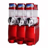 Commercial Slush Machine 220V Ice Drink Blender 45L Large Capacity Smoothie Maker TKX 03