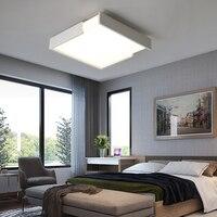 Новый затемнения открытый потолочные светильники для Гостиная Спальня Детская комната поверхностного монтажа дома потолочный светильник