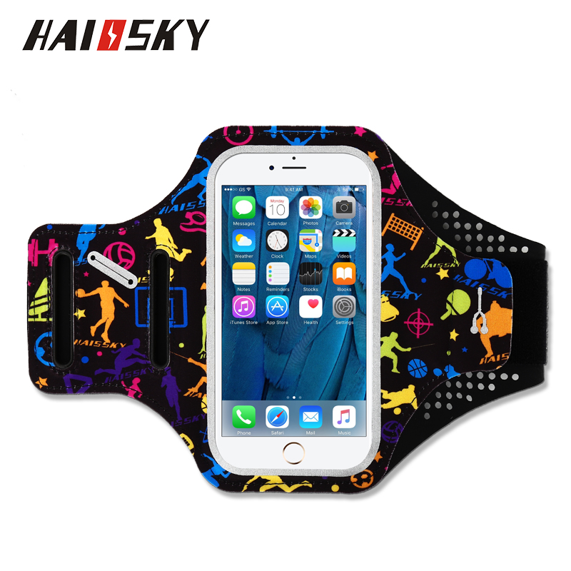 Cellphones & Telecommunications 10 Pcs Mobile Phone Wallet Pouch Sport Running Arm Band Phone Case Jogging Package Pouch Gym Armband Universal Waterproof For 6 Harmonious Colors