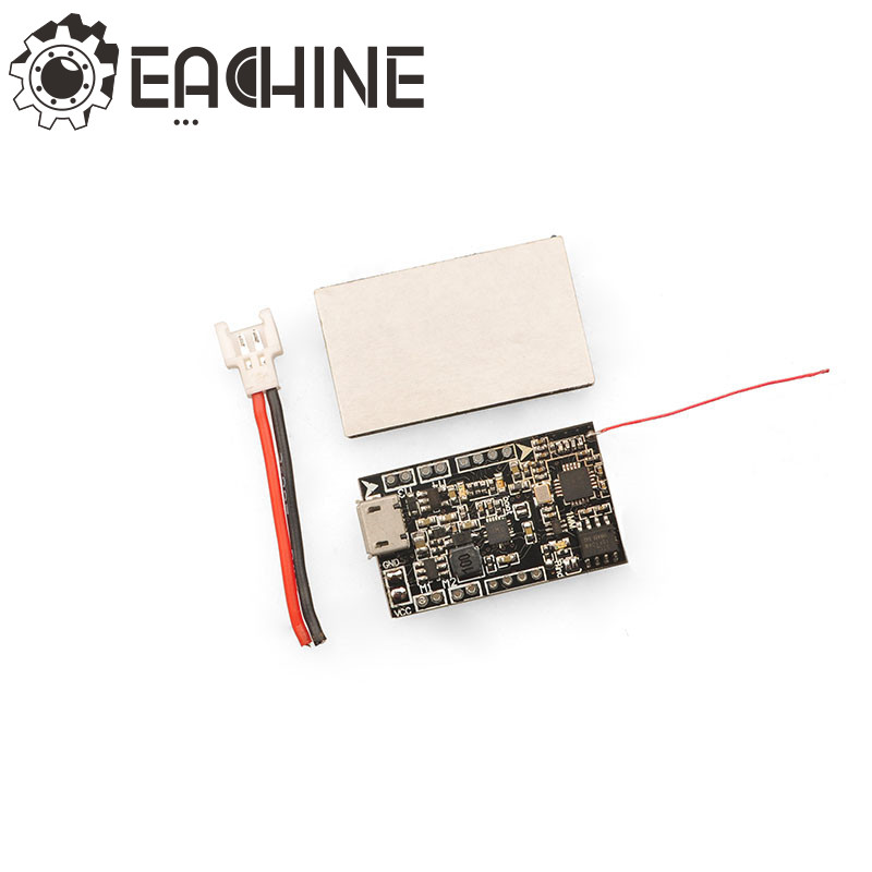 Eachine FLF3_EVO Brushed Flight Control Board Built-in FLYSKY Compatible PPM 6CH Receiver eachine beecore upgrade v2 0 brushed f3