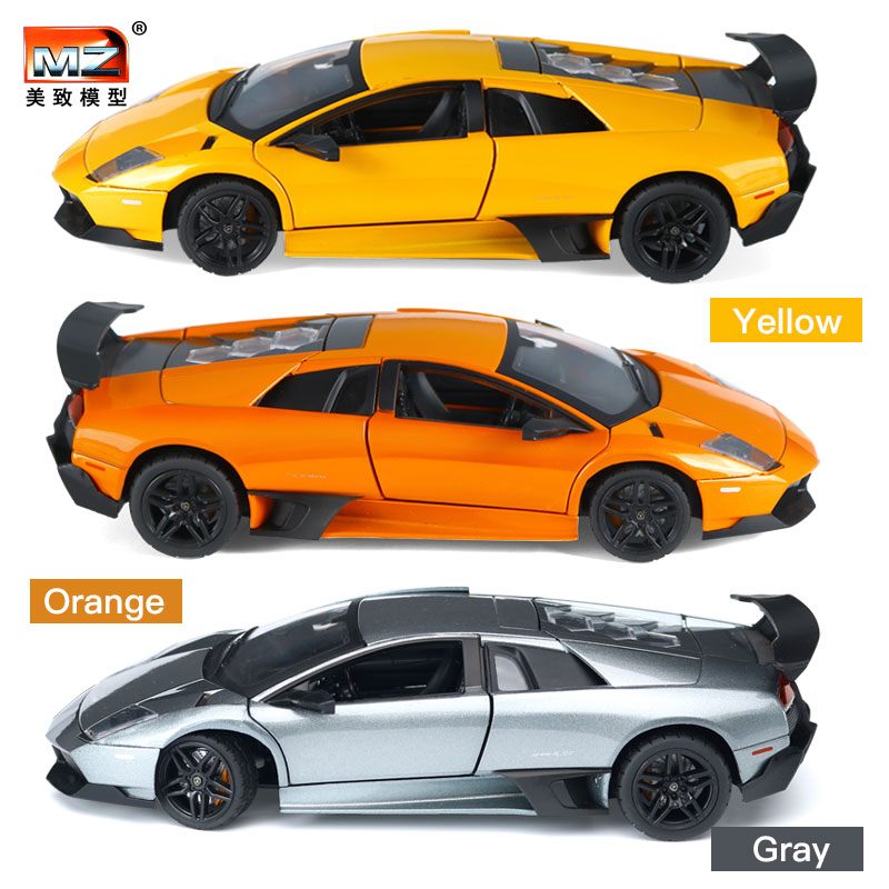 MZ Scale The Fast And The Hyper Sport Alloy Car Models Toy - Hyper fast cars