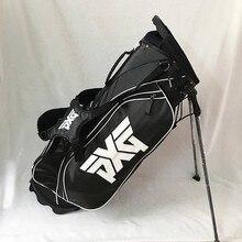 5e7f9f3b2 2018 PXG bolsa de golf hombres de golf bolsa color negro golf putter  conductor fairway hierros viaje bolsa
