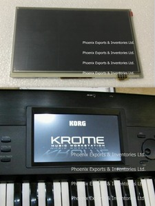 Image 1 - Originale KORG Display con Touch Screen Digitizer per Korg KROME Schermo LCD Display Touch Screen del Pannello