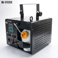 1000w Haze Smoke Machine DMX Control Oil Based Haze Machine Lcd Display Stage Fog Machine for Wedding Party Decoration