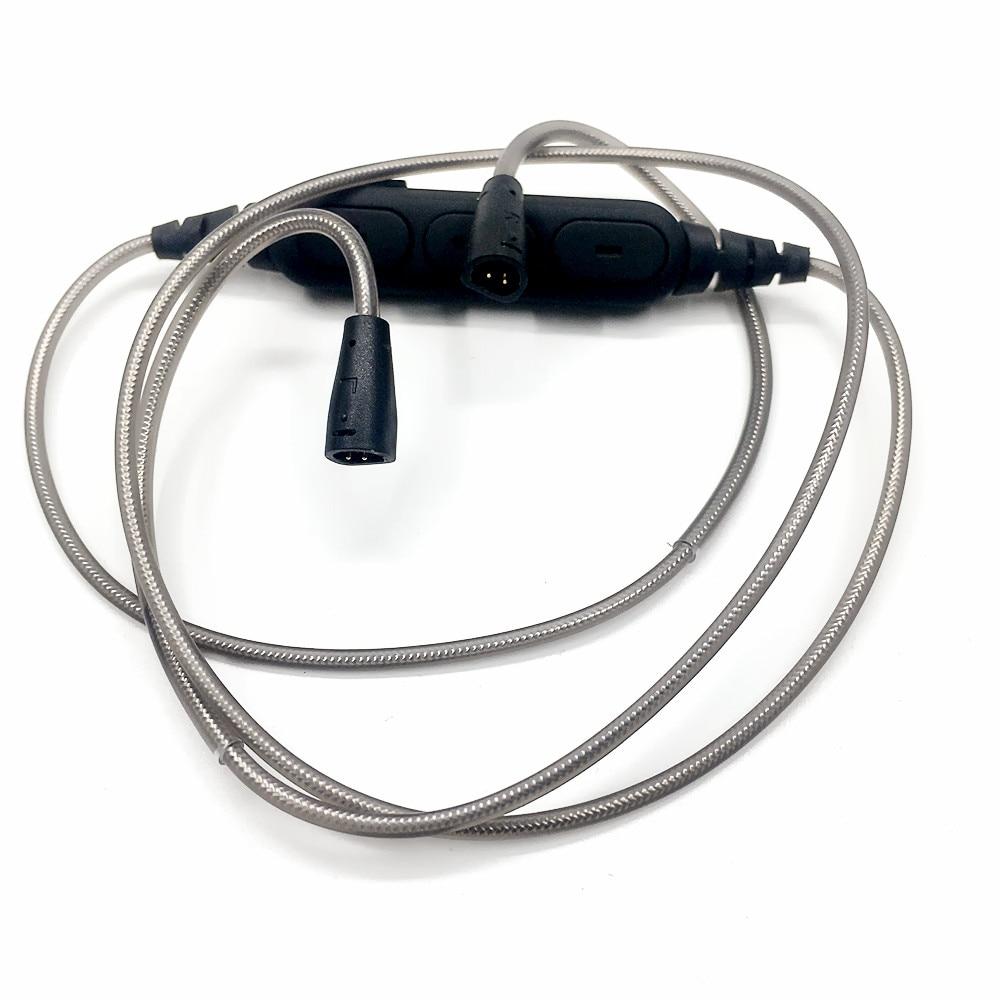 Date FENGRU Étamé fil de cuivre Remplacement Sans Fil Bluetooth 4.1 Câble 2 Broches upgrad câble Pour Sennhei Pin Série IE8/IE80