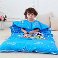 Animal Baby Sleeping Bag For Children , 150x155cm Fall And Winter Keep Warm Prevention Kicking Quilt Cotton Sleepsacks