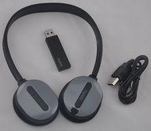 2.4 G Wireless Headphones Ear Wheat USB
