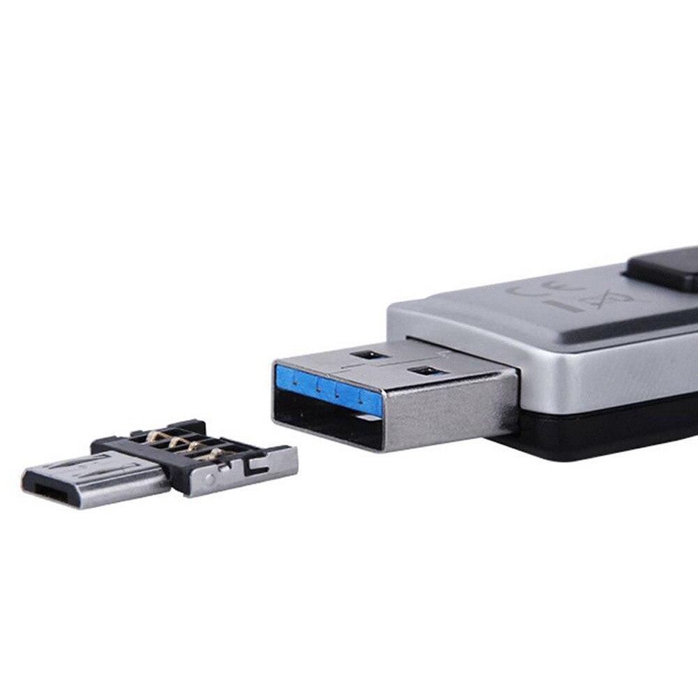 FGHGF NEW Mini USB 2.0 Micro USB OTG Converter Adapter Cellphone TO US Factory Price Drop Shipping
