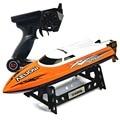 Nuevos Juguetes de Control Remoto UDI001 2.4G 4CH RC Barco de Enfriamiento de Agua juguetes de Alta Velocidad del Barco 32 CM 25 KM/H VS FT007 FT009 Wl911 Wl912