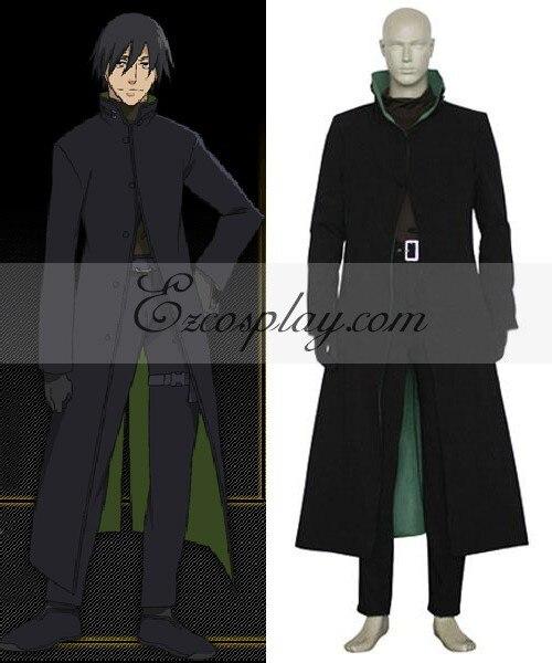 Darker Than Black Hei Cosplay Coat E001