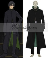 Darker Than Black Hei Cosplay Coat E001
