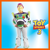 HOT SALE!TOY STORY MASCOT PARK BUZZ LIGHTER MASCOT COSTUME COSPLAY CUSTOM MADE HALLOWEEN CARNIVAL COSPLAY COSTUME