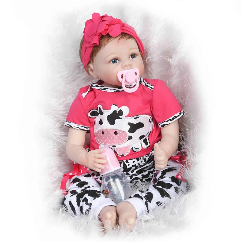 New Style Mohair Inch Babies Dolls