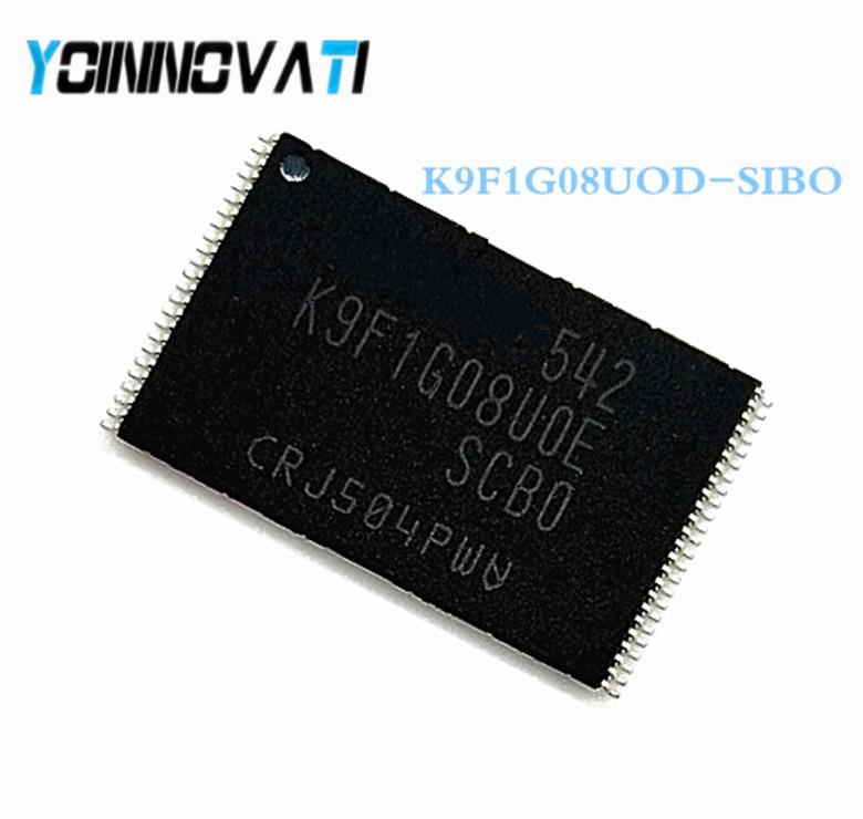 Free shipping 20pcs lot K9F1G08U0D SCB0 K9F1G08UOD SIBO K9F1G08U0D SCB0 TSOP48 Best quality