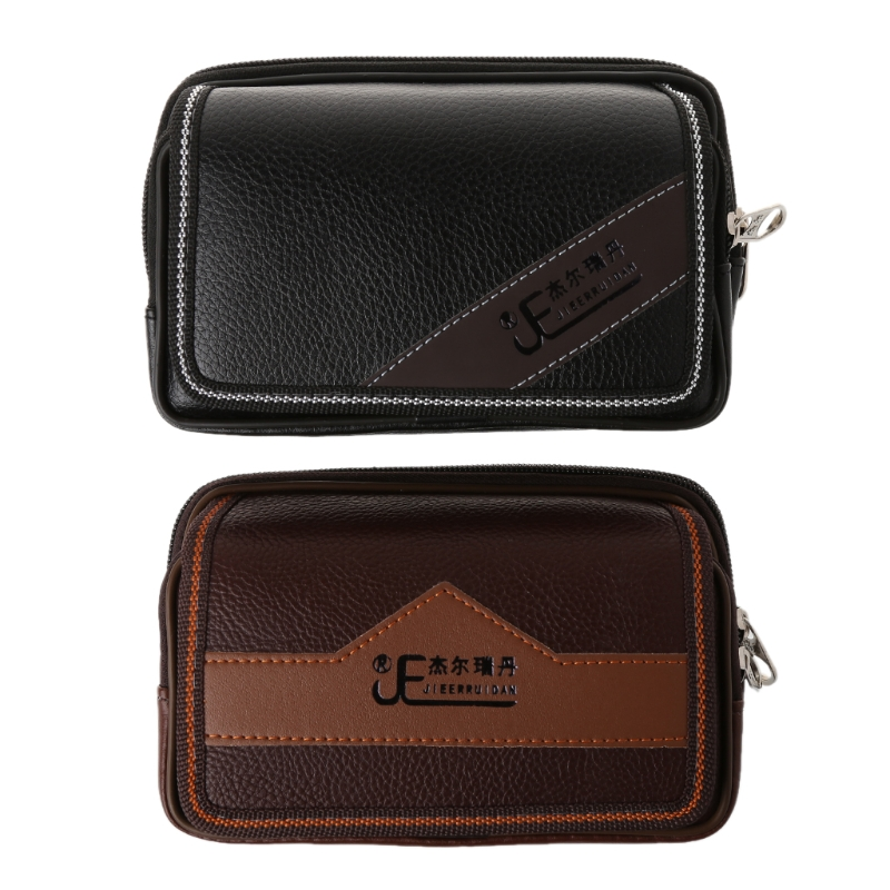 Men Universal Waist Bag Pouch Belt Card Holder