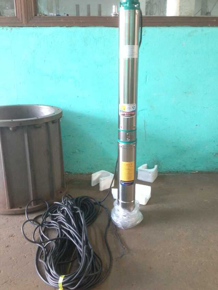 All municipal engineering projects have no failure  deep well pump