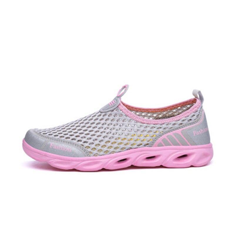 FONIRRA Verano Zapatos Casual Mujer Slip-On Plataforma Pisos Mujer - Zapatos de mujer - foto 2