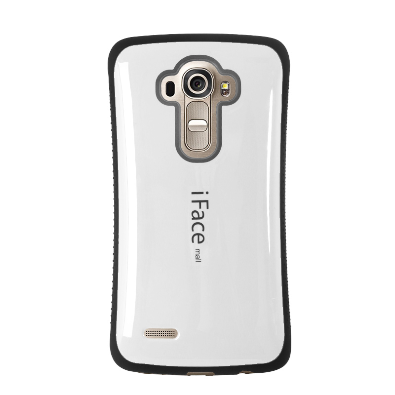 iFace Mall Dropproof Case Cover For LG G5 G4 G3 TPU+PC Shockproof Anti-knock Phone Shell