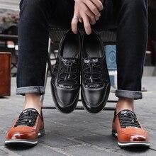 Spring Autumn Men Shoes Breathable Mesh Mens Shoes Casual Fashion Low Lace-up Canvas Shoes Flats Zapatillas Hombre Plus Size недорого
