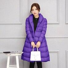 2016 New winter coat women cotton-padded Hooded jacket parka female wadded jacket outerwear winter coat women